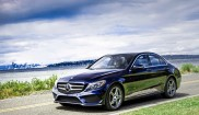 Mercedes-Benz C-Class US-Version 2015