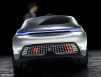 Mercedes-Benz F015 Luxury in Motion Concept - 2015