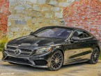 Mercedes-Benz S550 Coupe - 2015