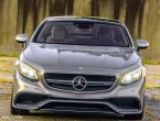 Mercedes-Benz S63 AMG Coupe - 2015