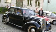 Mercedes-Benz 170S 4dr