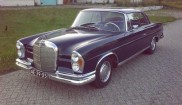 Mercedes-Benz 280 SE Coupe Automaat