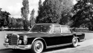 Mercedes-Benz 300 D Long Wheelbase