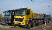 Mercedes-Benz Actros MP2 4144