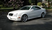 Mercedes-Benz CLK 320 Coupe