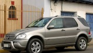 Mercedes-Benz ML 270 CDi Final Edition