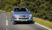 Mercedes-Benz ML 300 CDi 4Matic BlueEfficiency