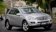 Mercedes-Benz ML 500 4Matic