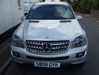 Mercedes-Benz ML320 CDi Edition 10