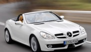 Mercedes-Benz SLK 320 Kompressor