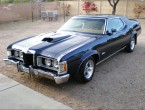 Mercury Cougar coupe
