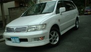 Mitsubishi Chariot Thanks