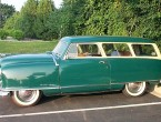 Nash Rambler Custom 2-dr Wagon