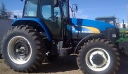 New Holland TM 7010