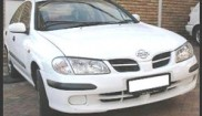 Nissan Almera 160 Lux AT