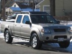Nissan Frontier Super Charged crew cab