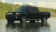 Nissan Frontier Supercharged 4X4