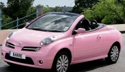 Nissan March Convertible