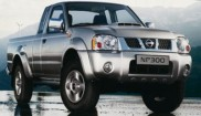 Nissan NP300 Pick-up Double Cab