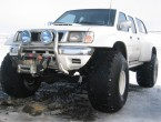 Nissan Patrol Pick Up