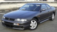Nissan Skyline 25GTS-t coupe