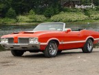 Oldsmobile 442 W30 convertible