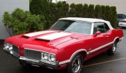 Oldsmobile Cutlass 442 Convertible