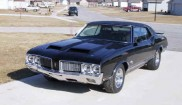 Oldsmobile Cutlass 442 coupe