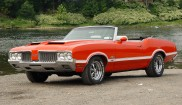 Oldsmobile Cutlass 442 W30 conv