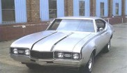 Oldsmobile Cutlass Ciera Hurst W-30 coupe