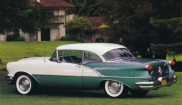 Oldsmobile Super 88 Holiday 2dr