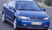 Opel Astra Coup