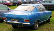 Opel Kadett L Super coupe