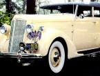 Packard 120 Convertible Sedan