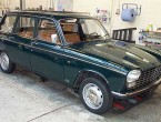 Peugeot 204 Coup