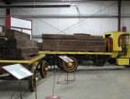 Pierce-Arrow X4 lumber truck