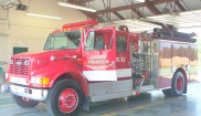 Pierce FireRescue Pumper