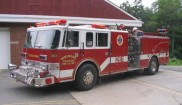 Pierce Model 1000 Pumper