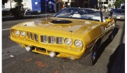 Plymouth Barracuda convertble