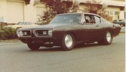 Plymouth Barracuda S