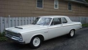 Plymouth Belvedere A990
