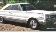 Plymouth Belvedere Satellite