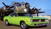 Plymouth Cuda 440 coupe