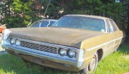 Plymouth Fury II 4dr