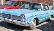 Plymouth Fury III 4dr