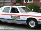 Plymouth Gran Fury Police Special