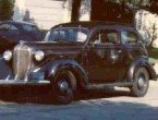 Plymouth P-6 sedan