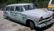Plymouth Plaza 4dr station wagon