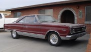 Plymouth Satellite 2dr HT