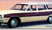 Plymouth Satellite Station Wagon